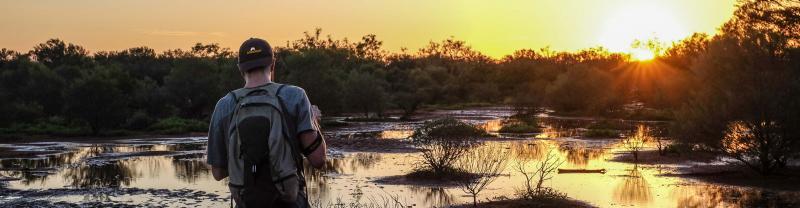 Uluru Kata Tjuta National Park Northern Territory Rain
