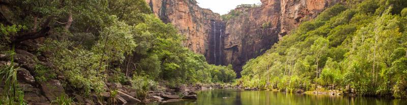 Jim Jim Falls Kakadu National Park Northern Territory