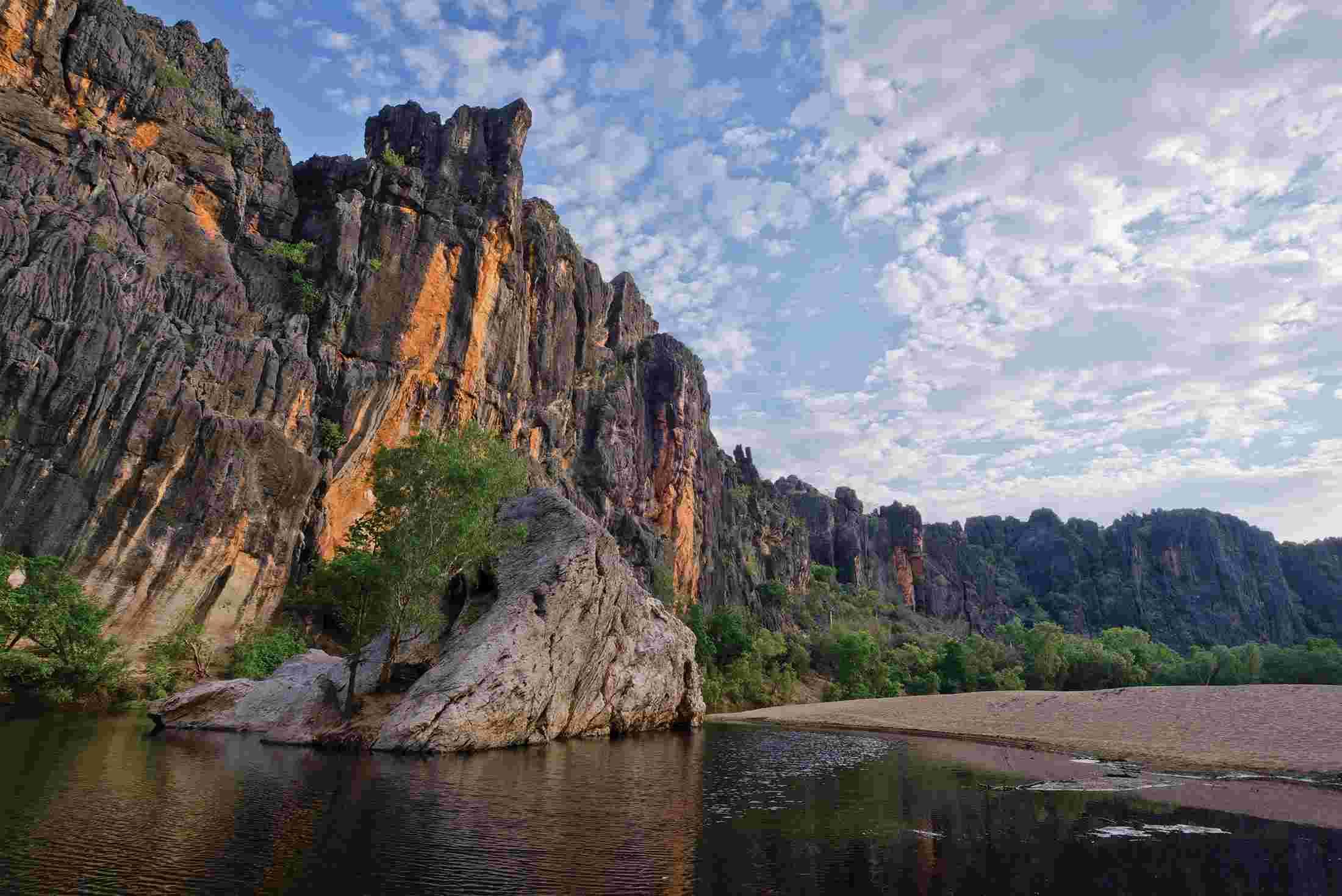 Wild Kimberley Overland Original Overview Wild