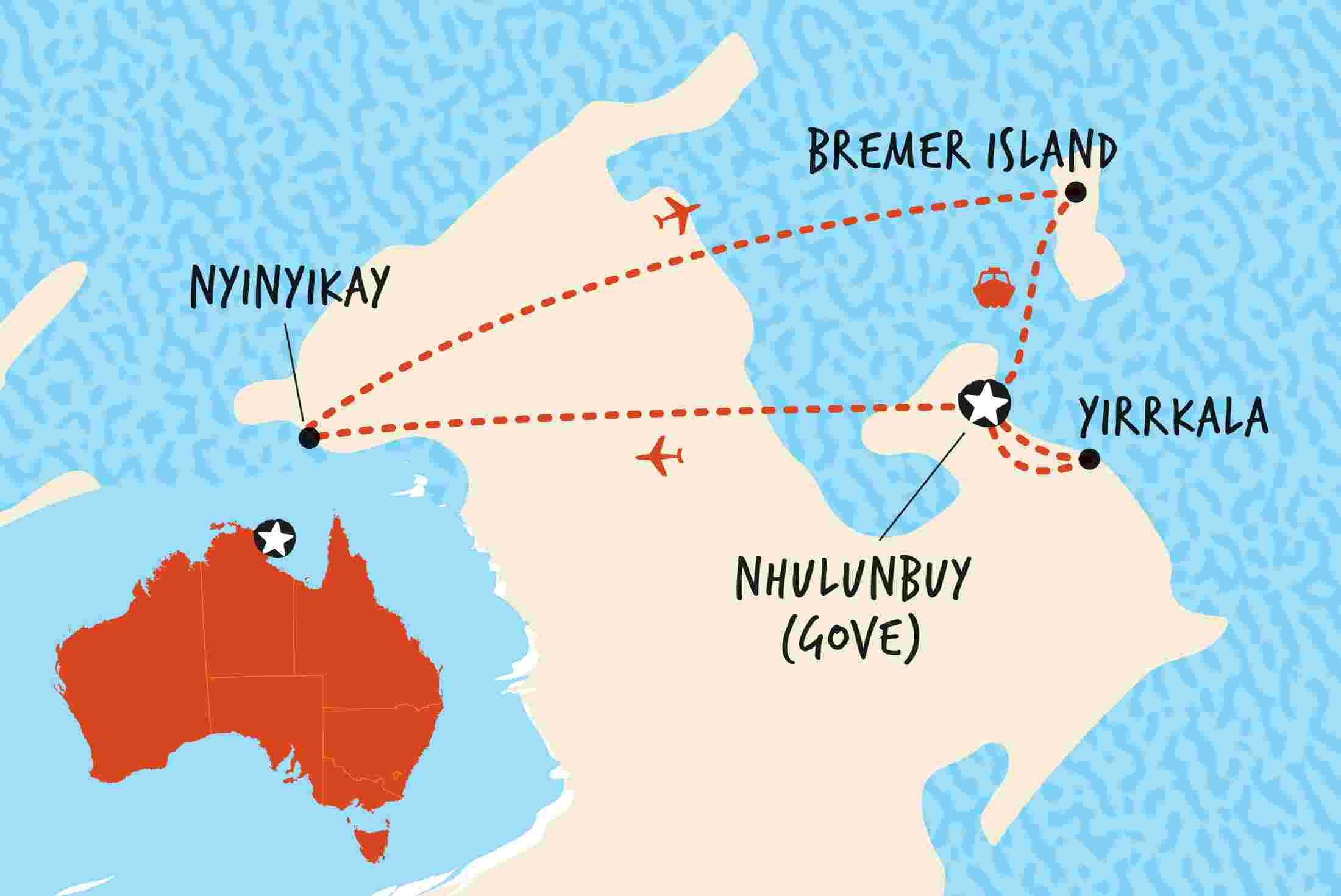 Australia Land Map.Australia Expedition Journey Into East Arnhem Land Overview Australia Expedition Journey Into East Arnhem Land